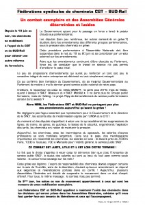 tract cgt sud 9eme jour