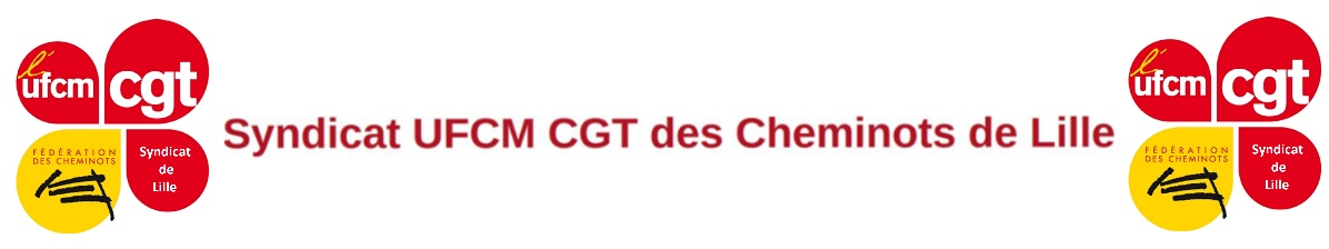 Syndicat UFCM CGT des Cheminots de Lille